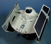 Darth Vader's TIE Advanced fighter (MPC/AMT)