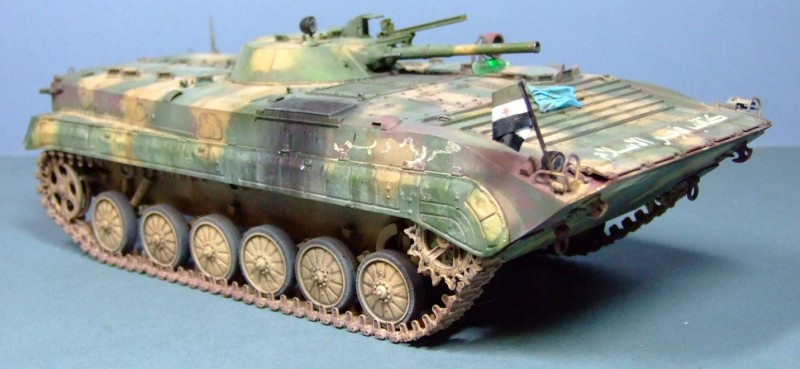 BMP-1, Free Syrian Forces, 1:35