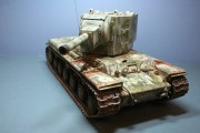 KV2  1/16 scale Remote Controlled
