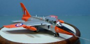 Folland Gnat, Central Flying School, Farnborough, 1:72
