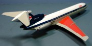HS(DH) Trident 3B, British European Airways, 1:144