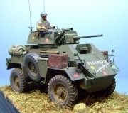 Humber Armoured Car Mk. IV, 1:35