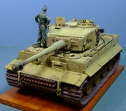Tiger (late), SPzAbt 503, Poland, 1944, 1:35