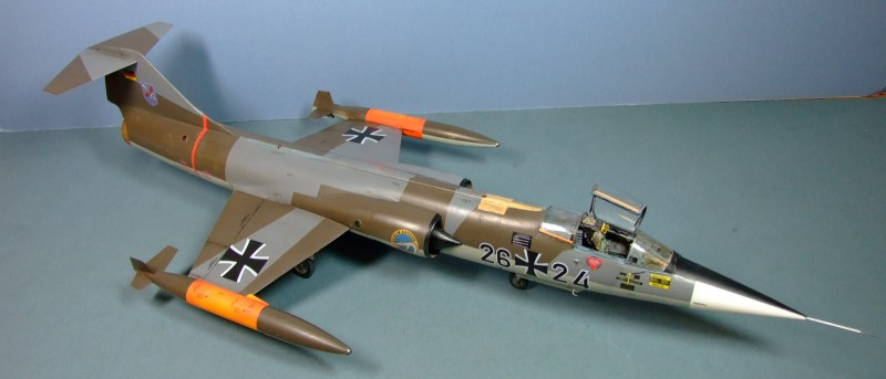 F-104G Starfighter, Luftwaffe, 1:32