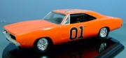 General Lee, Dodge Charger, 1:25