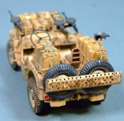 SAS Jeep, North Africa, 1:35
