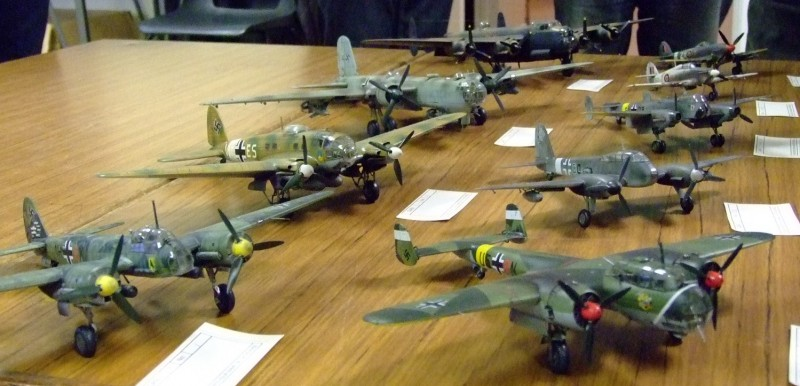 Nic's October 2013 contingent, 1:72