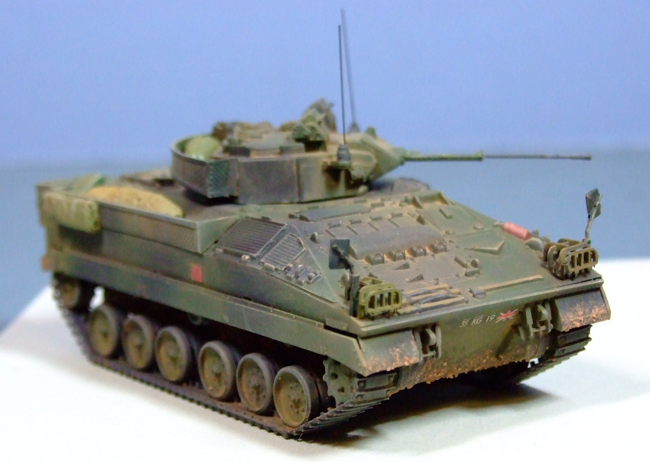 Warrior MCV, 1:72