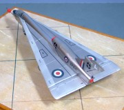 Handley Page HP115, RAE Bedford, 1962, 1:72