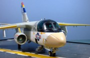 Lockheed S-3A Viking, VS-31, US Navy, 1:48