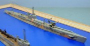 Imperial Japanese Navy submarine I-21, 1:350
