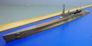 Imperial Japanese Navy submarine I-27, 1:350