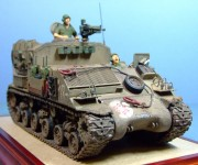 M50 Sherman Ambulance, Israelir Defence Force, 1:35