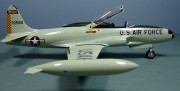 T-33 Shooting Star, 191 FIS, Michigan ANG, 1:48
