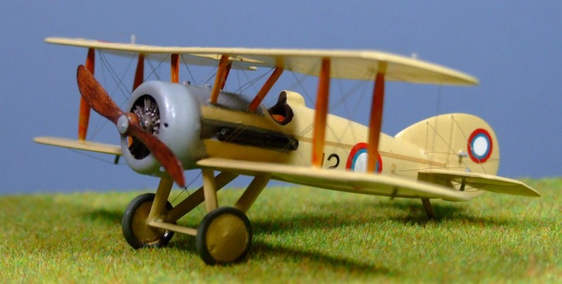 Vickers FB19, Russian Air Service, 1:72