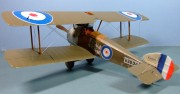 Sopwith Camel, Manston Gunery Flight, RNAS, 1:32
