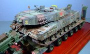 SL756 (Franziska) and Leopard 2A5, 1:35