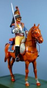 French Cuirassier, Napoleonic Wars, 1:16