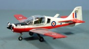 Scottish Aviation Bulldog T.1, 1:72