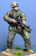 USMC Rifleman, Iraq 2003, 1:16