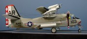 Grumman S-2E Tracker, US Navy, 1:48