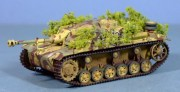 StuG III Ausf G, 9th SS Panzer Division, 1:72
