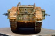 Tank Mark IV, Female, 1:72