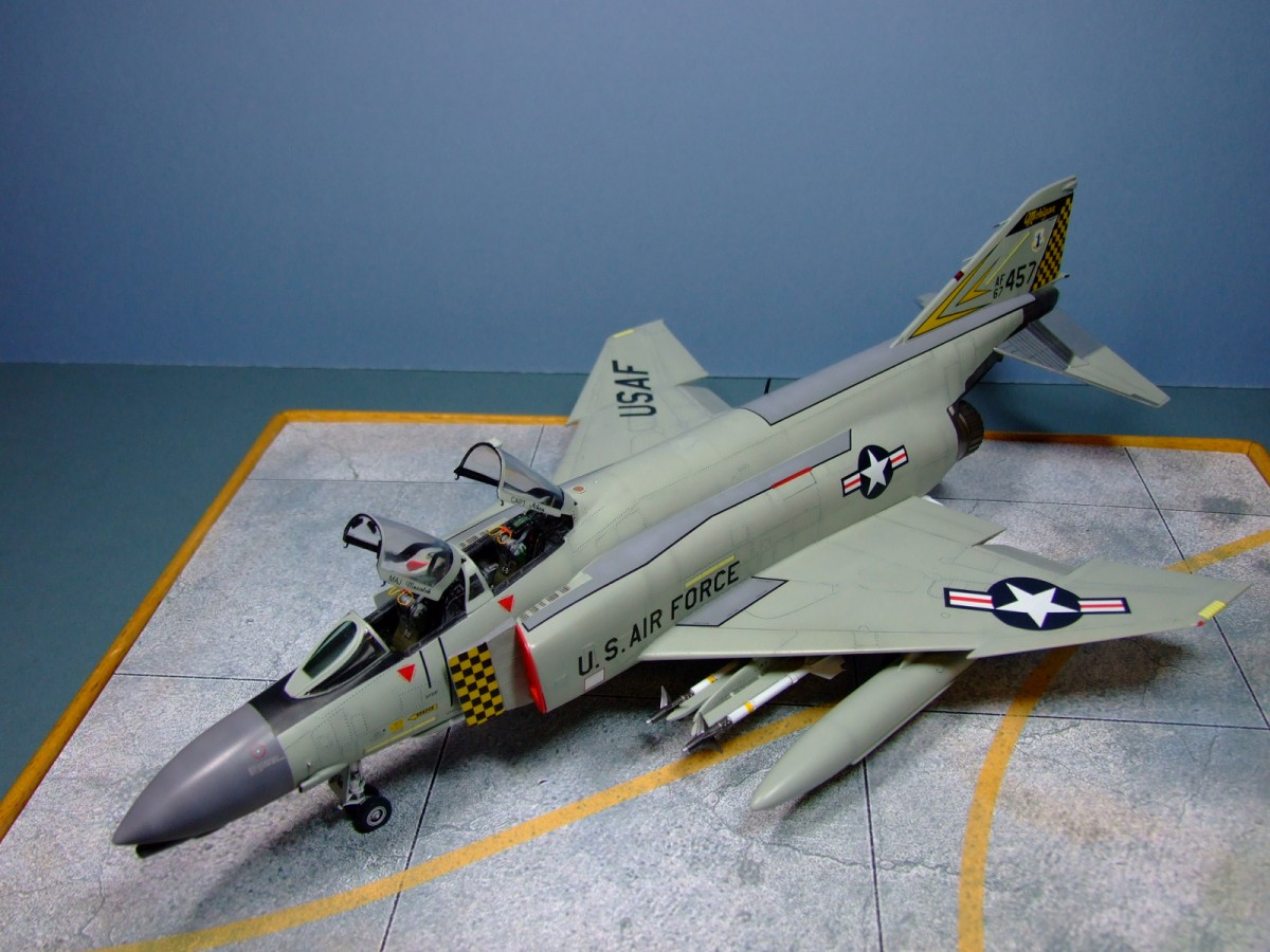 F-4D Phantom II, 171 FIS,Michigan ANG