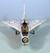 English Electric Lightning T.5, Lightning Training Flight, RAF, 1:72