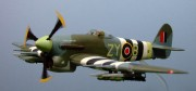 Hawker Typhoon Ib, Normandy, 1944, 1:48