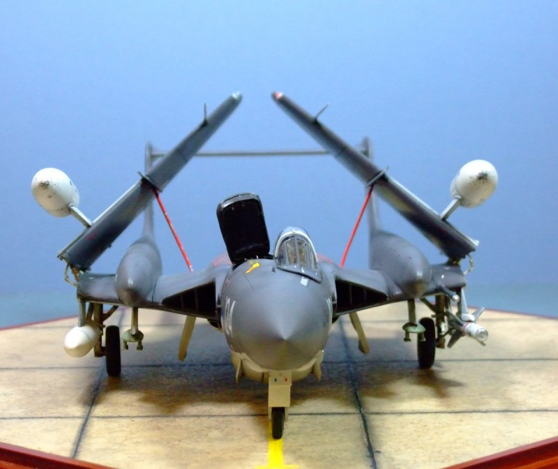 De Havilland Sea Vixen FAW.2, 899 Sqn, FAA, 1:48
