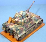 Tiger I Late, SPzAbt 508, Italy, Summer 1944, 1:32
