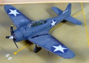 Douglas Dauntless, 1:72