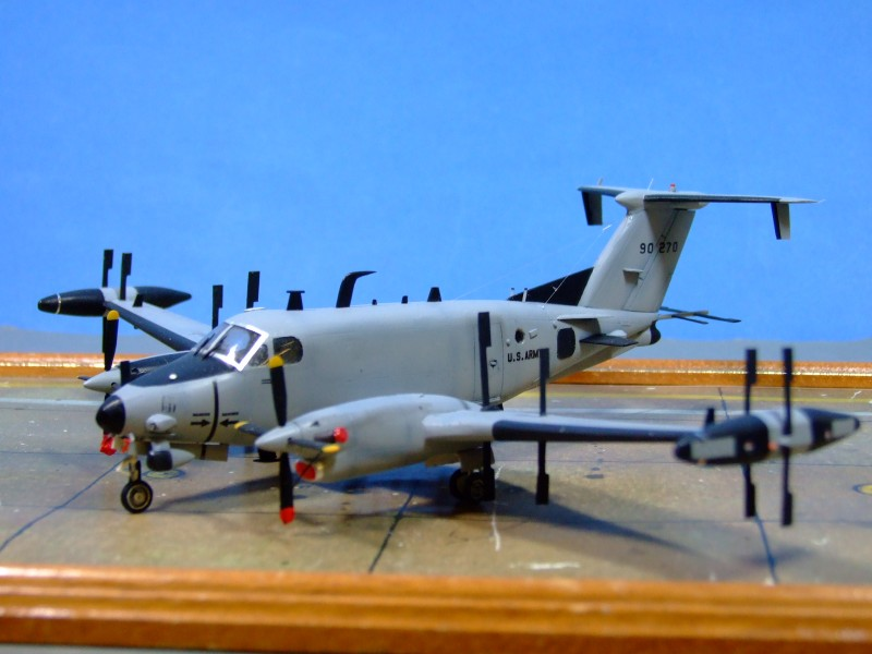 Beechcraft RC12