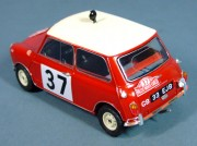 Mini Cooper S, Monte Carlo Winner, 1964, 1:25