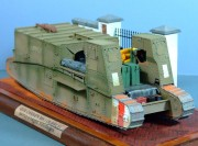 Gun Carrier Mk.1 (Supply), Amiens, 1918, 1:35