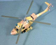Westland Lynx AH.1(GT), Army Air Corps, Iraq 1991, 1:48
