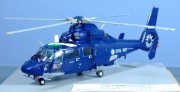 Eurocopter AS365N2 Dauphin II, Flag Officer Sea Training, 2012, 1:72