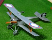 Nieuport 16c, Imperial Russian Air Service, 1:72