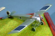 Fokker E.III, Ottoman Air Force, 1:72