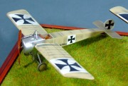 Fokker E.III, Imperial German Air Service, 1:72