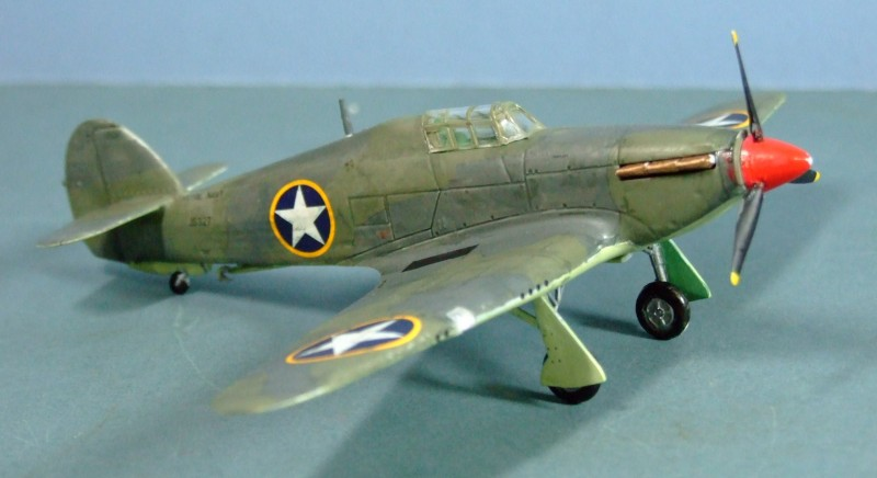 Hawker Sea Hurricane XII, Fleeet Air Arm, 1:72