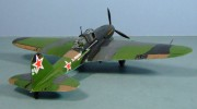 Ilyushin IL-2 Stormovik, Russian Air Force, 1:72