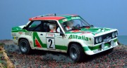 Fiat 131 Arabarth, 1:24