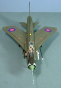 English Electric Lightning F.2A, 19 Sqn, RAF, 1:72