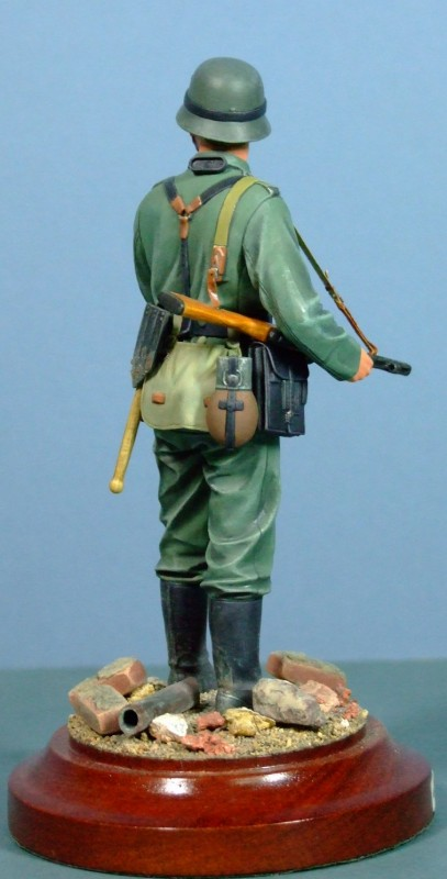 6th Army Oberfeldwebel, Stalingrad, 1942, 1:16