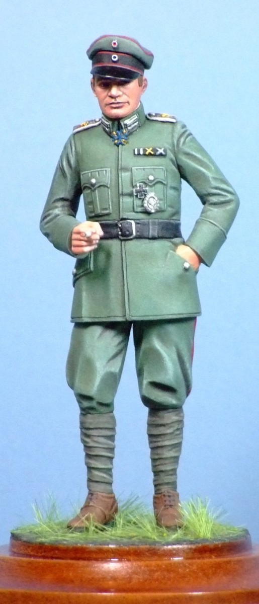 German Flying Ace, France, 1918, 1:16