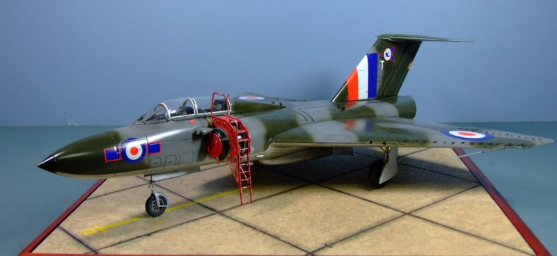 Gloster Javelin T.3, 1:48