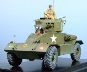 AEC Armoured Car Mk. III, 1:35