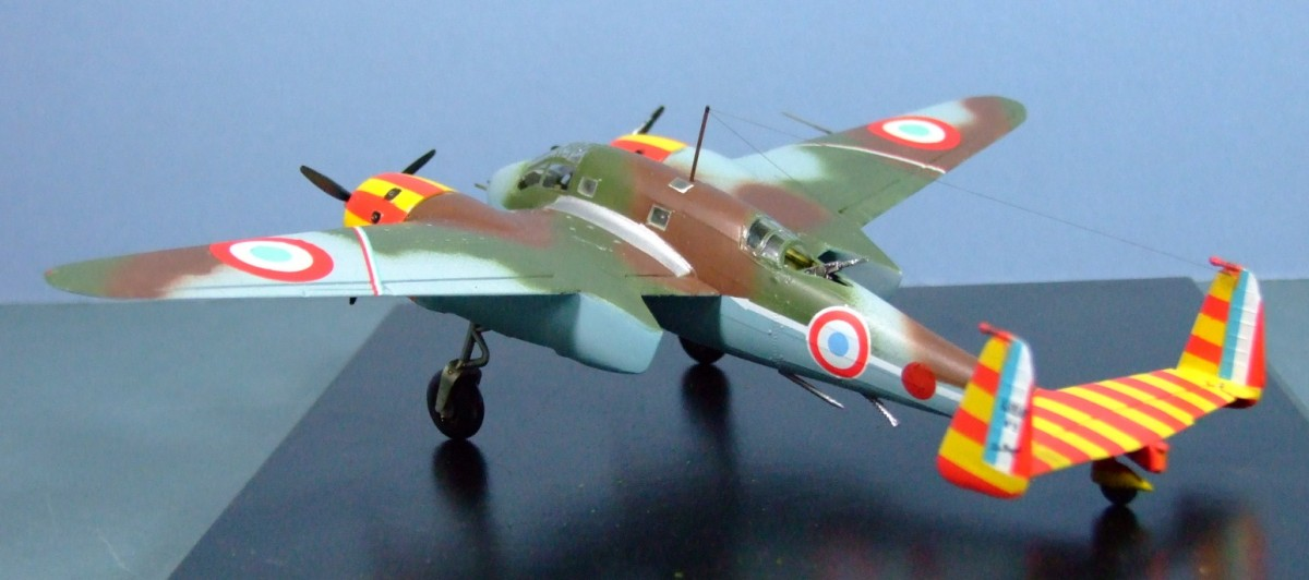 Breugeut 693, Vichy French, 1:72